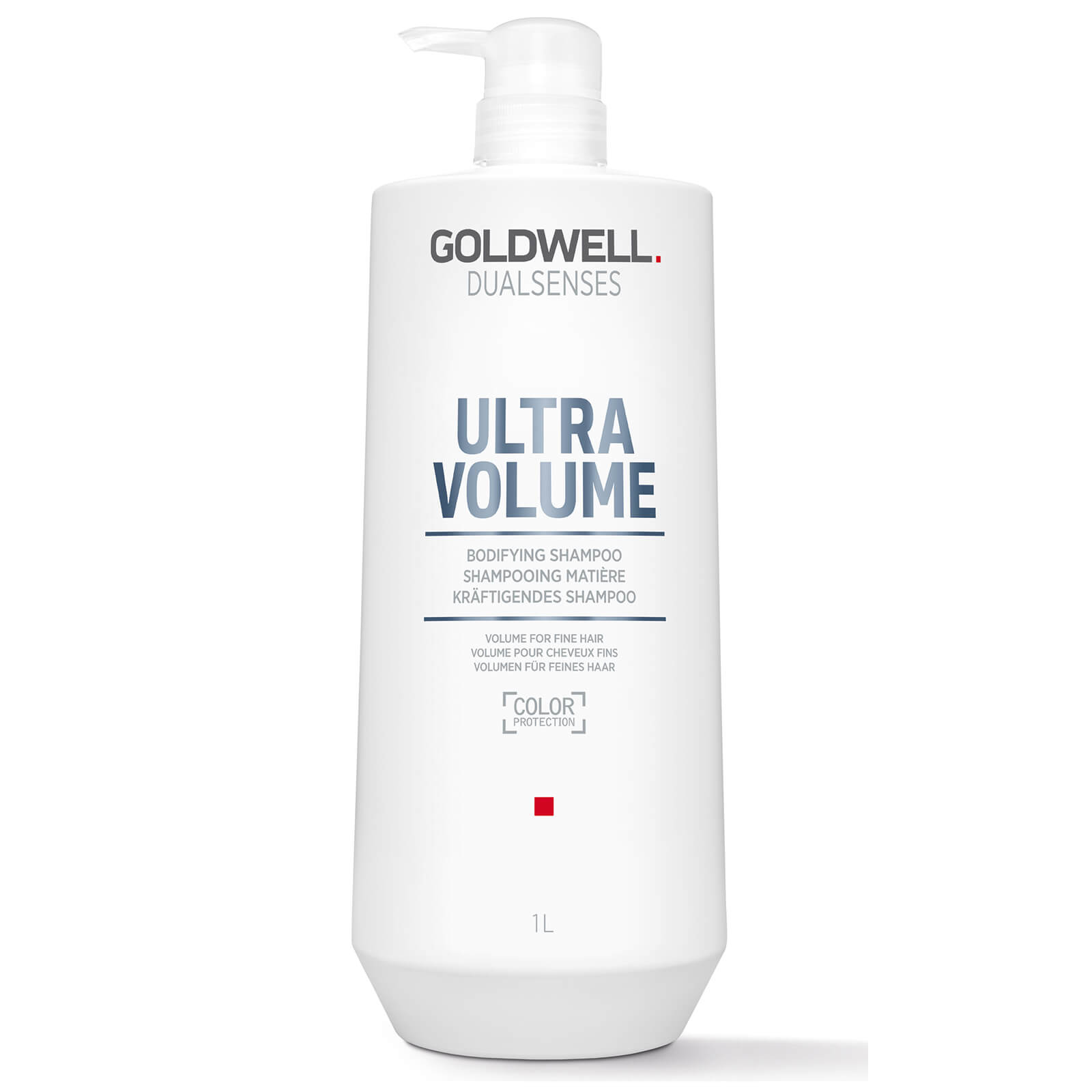 Goldwell Dualsenses Ultra Volume Bodifying Shampoo 1000ml Beautyexpert Cincin Multicolor Tiny Square Austrian Crystal Gold Plated Ring Product Description