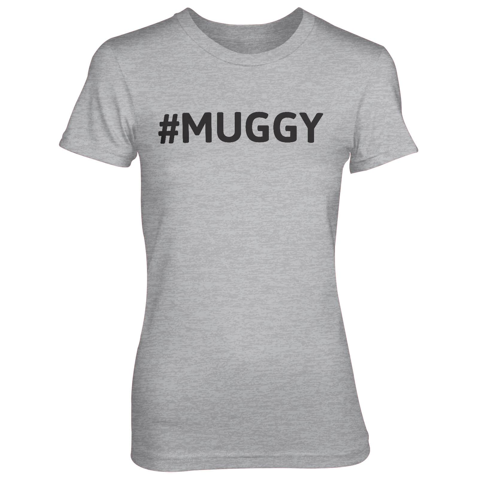 Hashtag Muggy Grey T-Shirt