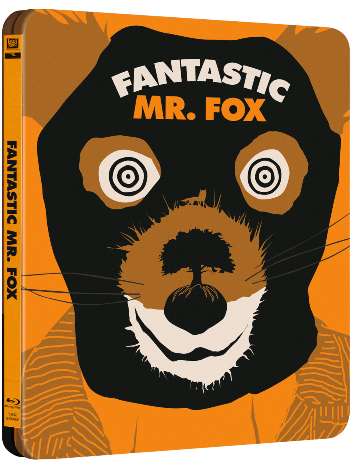fantastic mr fox zavvi exclusive limited edition steelbook blu ray zavvi. Black Bedroom Furniture Sets. Home Design Ideas