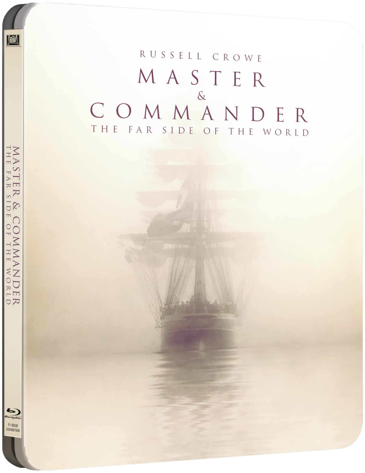 Master And Commander - Zavvi Exclusive Limited Edition Steelbook