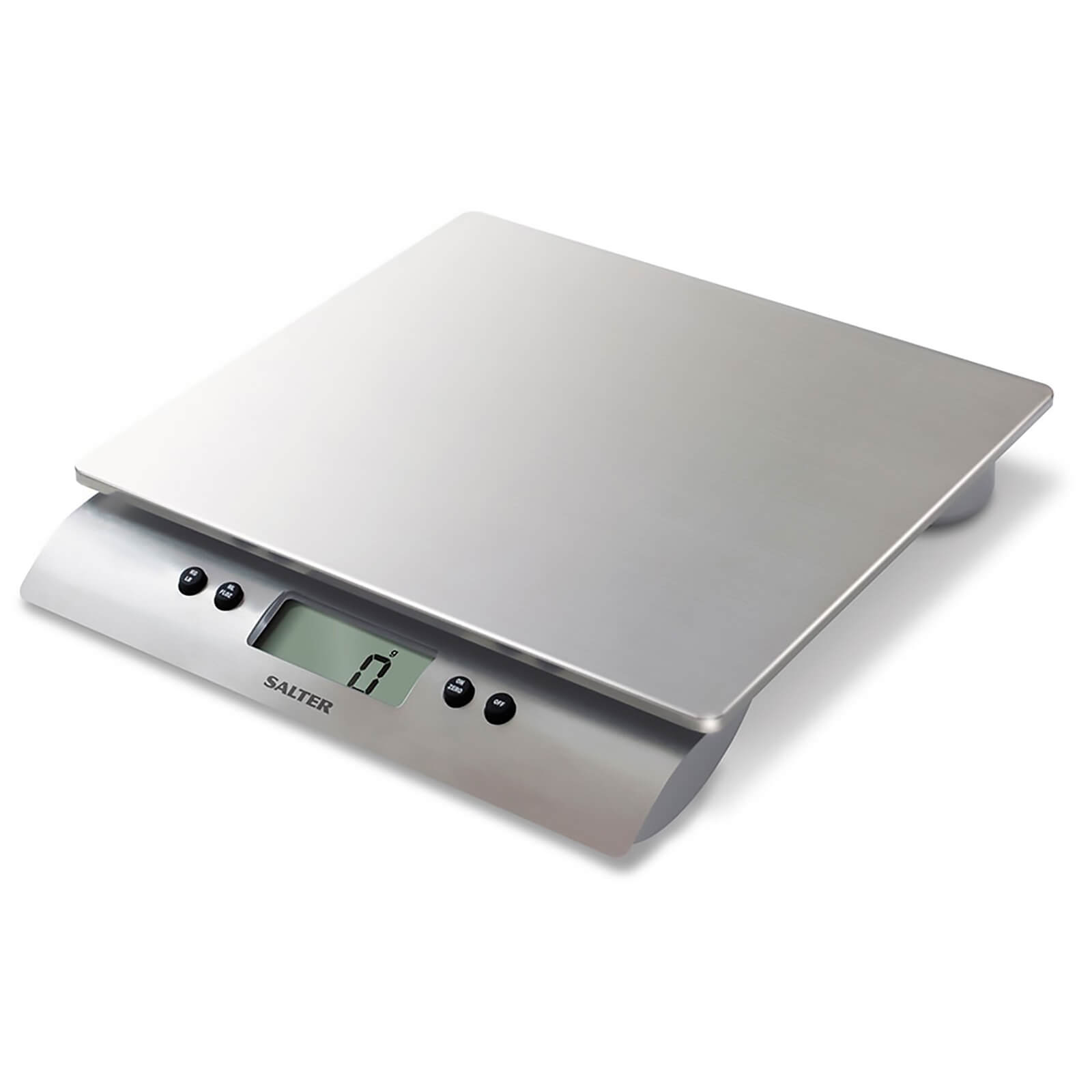 Salter Aquatronic Stainless Steel Electric Scale