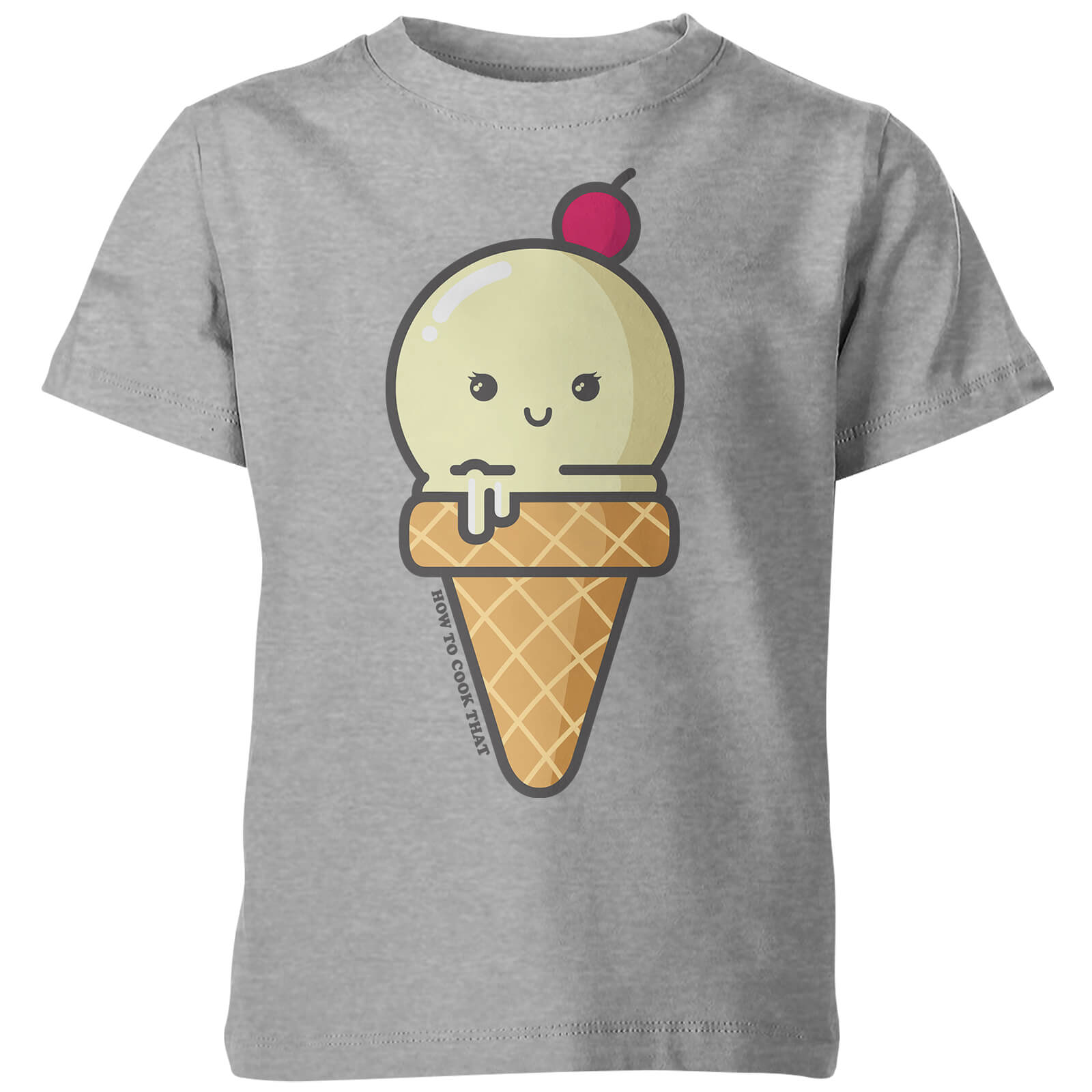 How To Cook That Kawaii Ice Cream Kids