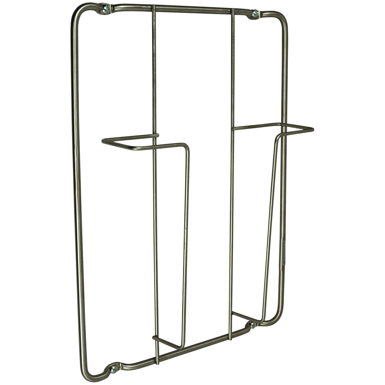 Capventure Frame-1 Magazine Wall Rack - Stainless Steel