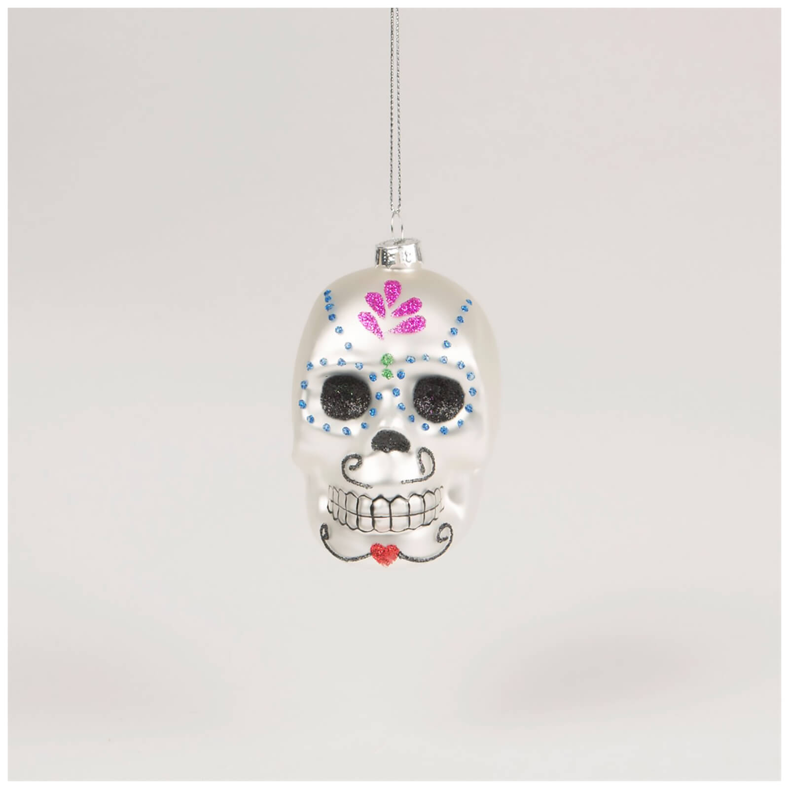 Sass & Belle Day Of The Dead Sugar Skull Bauble