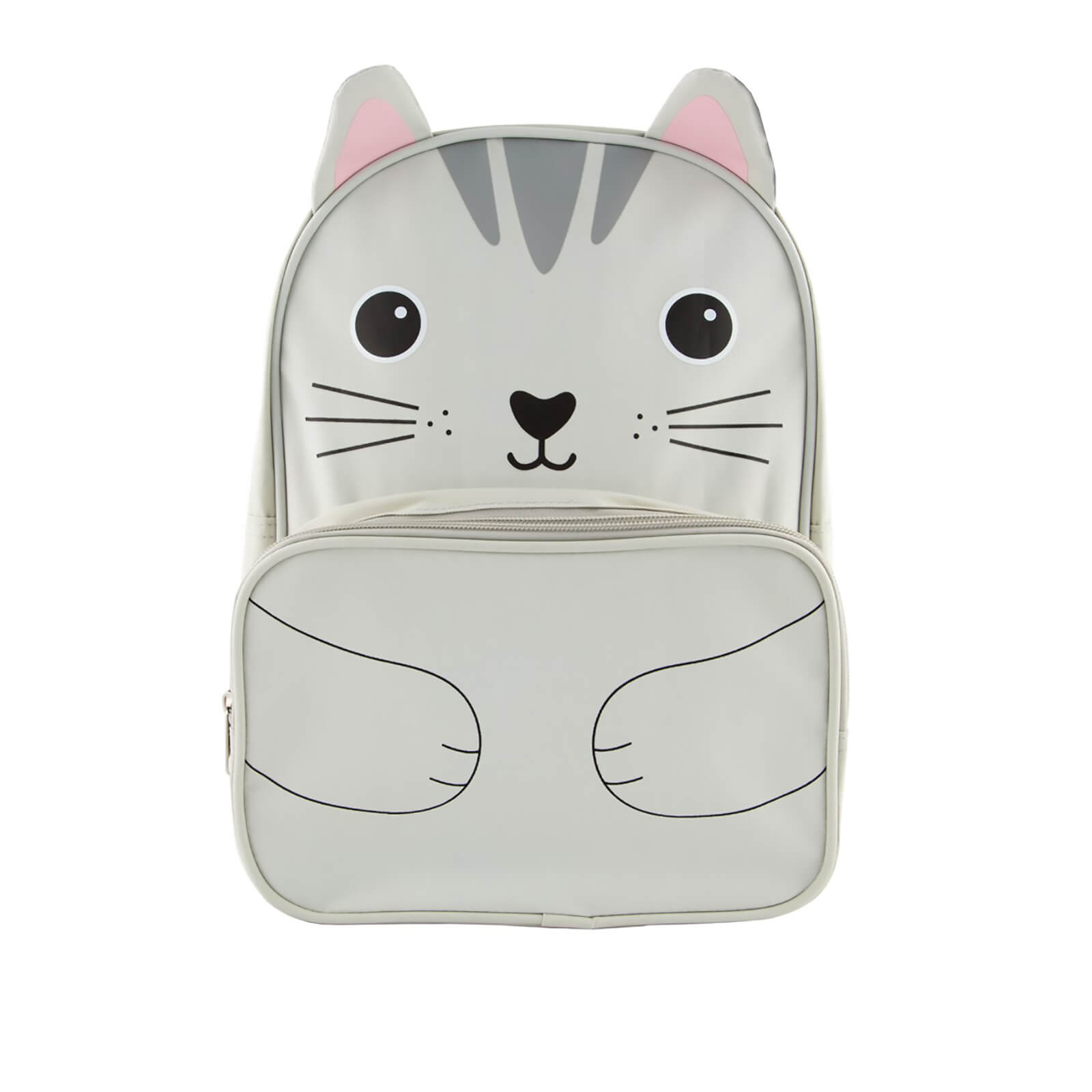 Sass & Belle Kawaii Friends Backpack - Nori Cat