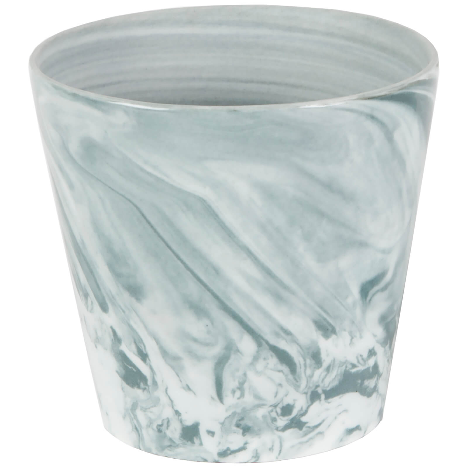 Sass & Belle Marbled Planter