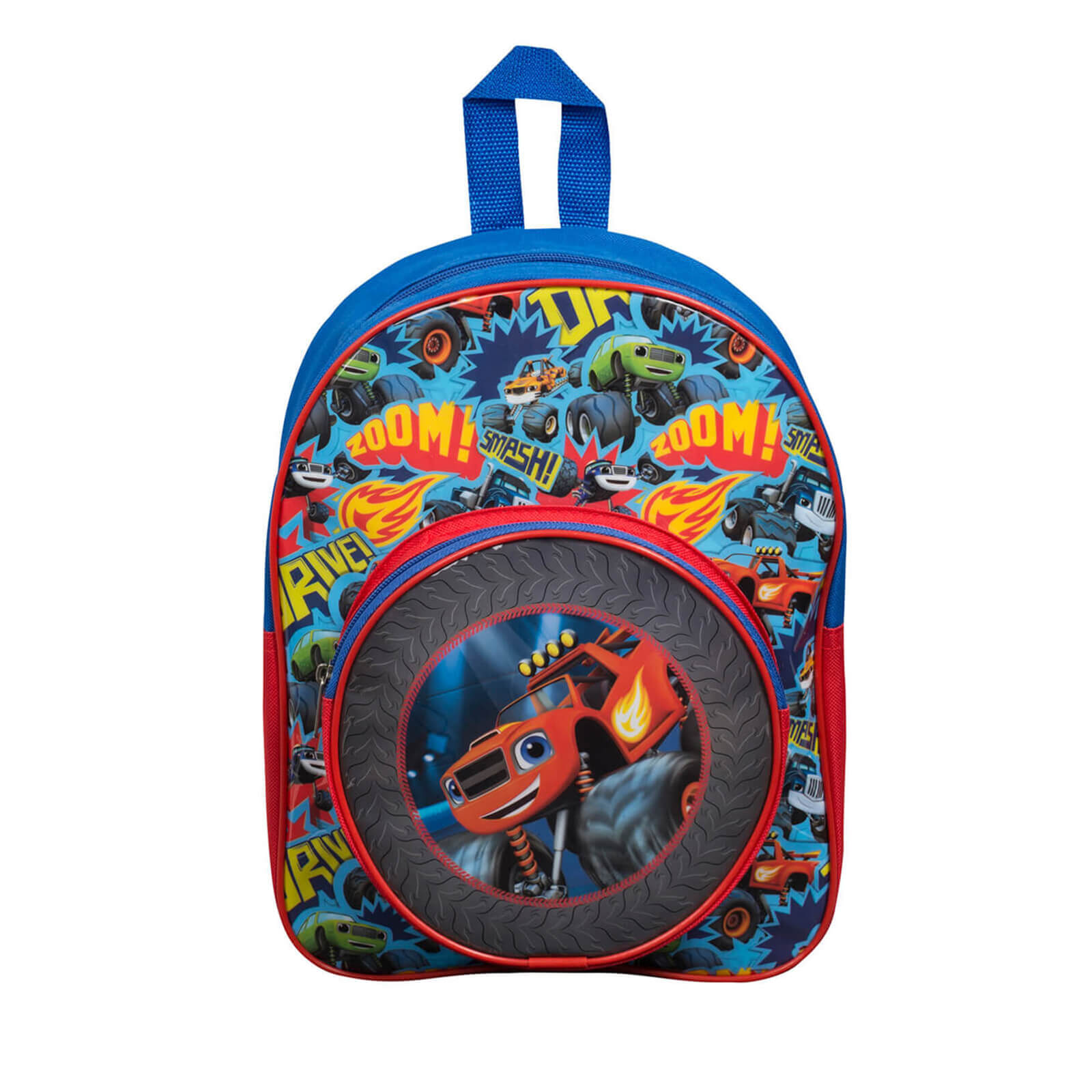 Nickelodeon Blaze Backpack - Blue