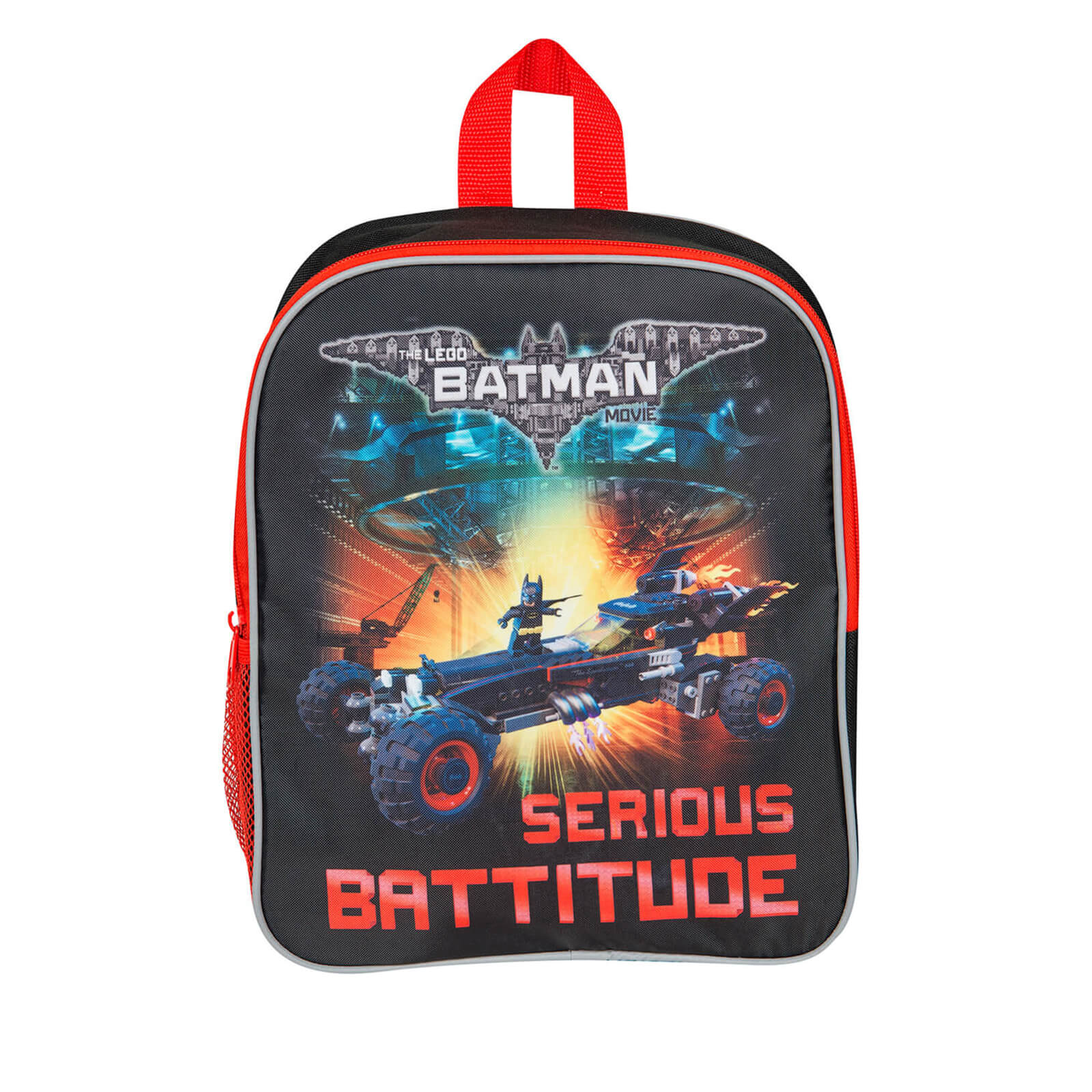 Lego Batman Backpack - Red