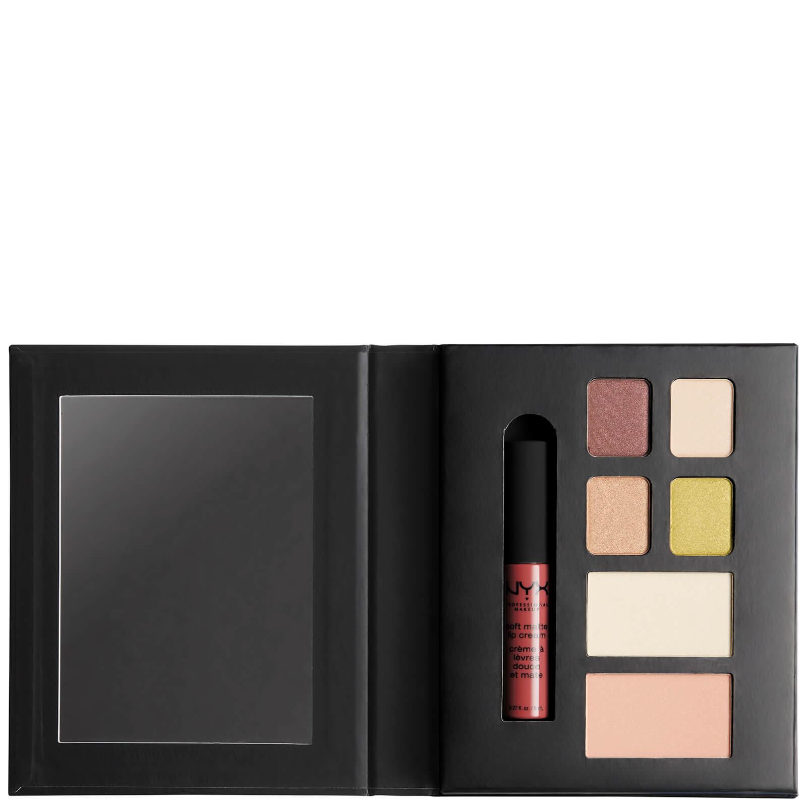 NYX Professional Makeup Wanderlust Lip, Eye & Face Palette - Dublin | Free Shipping | Lookfantastic