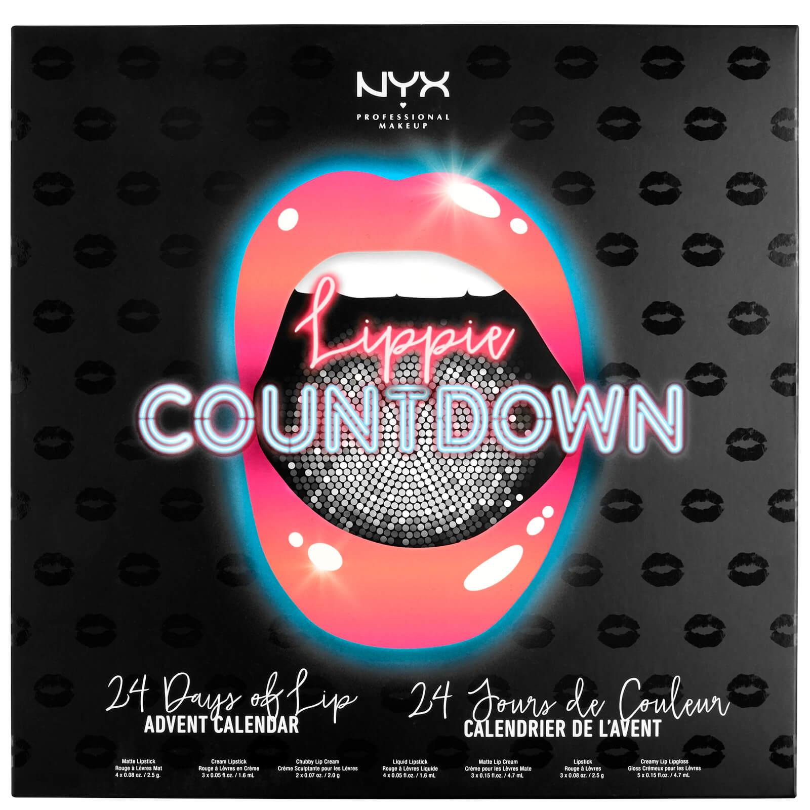 Nyx Calendario Avvento.Calendario Dell Avvento Nyx Professional Makeup Kiss Tell