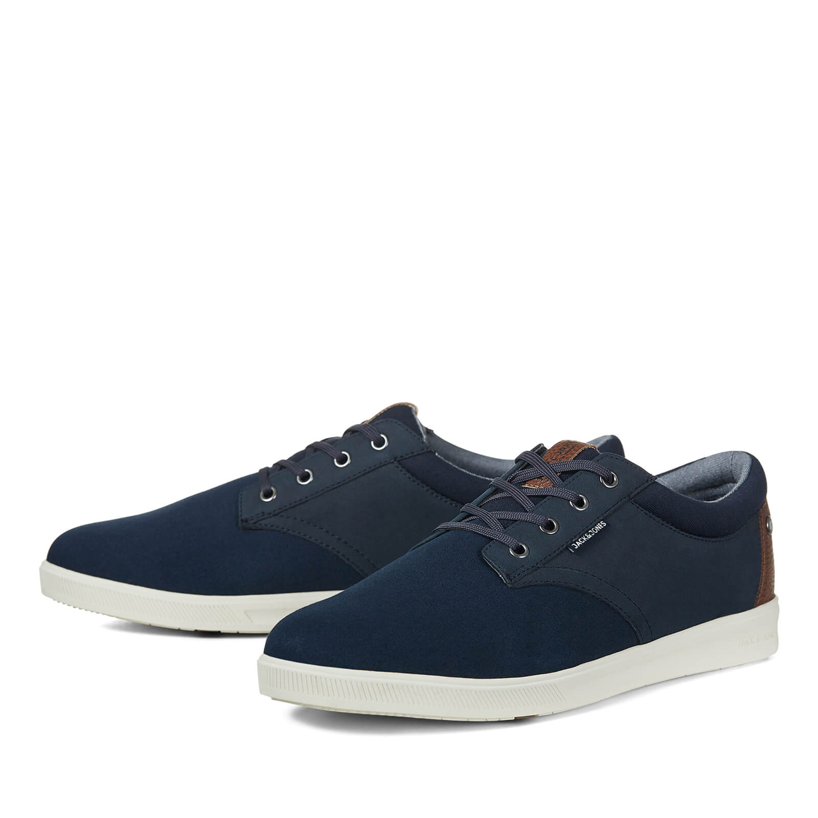 Baskets Homme Gaston Jack & Jones - Bleu Marine