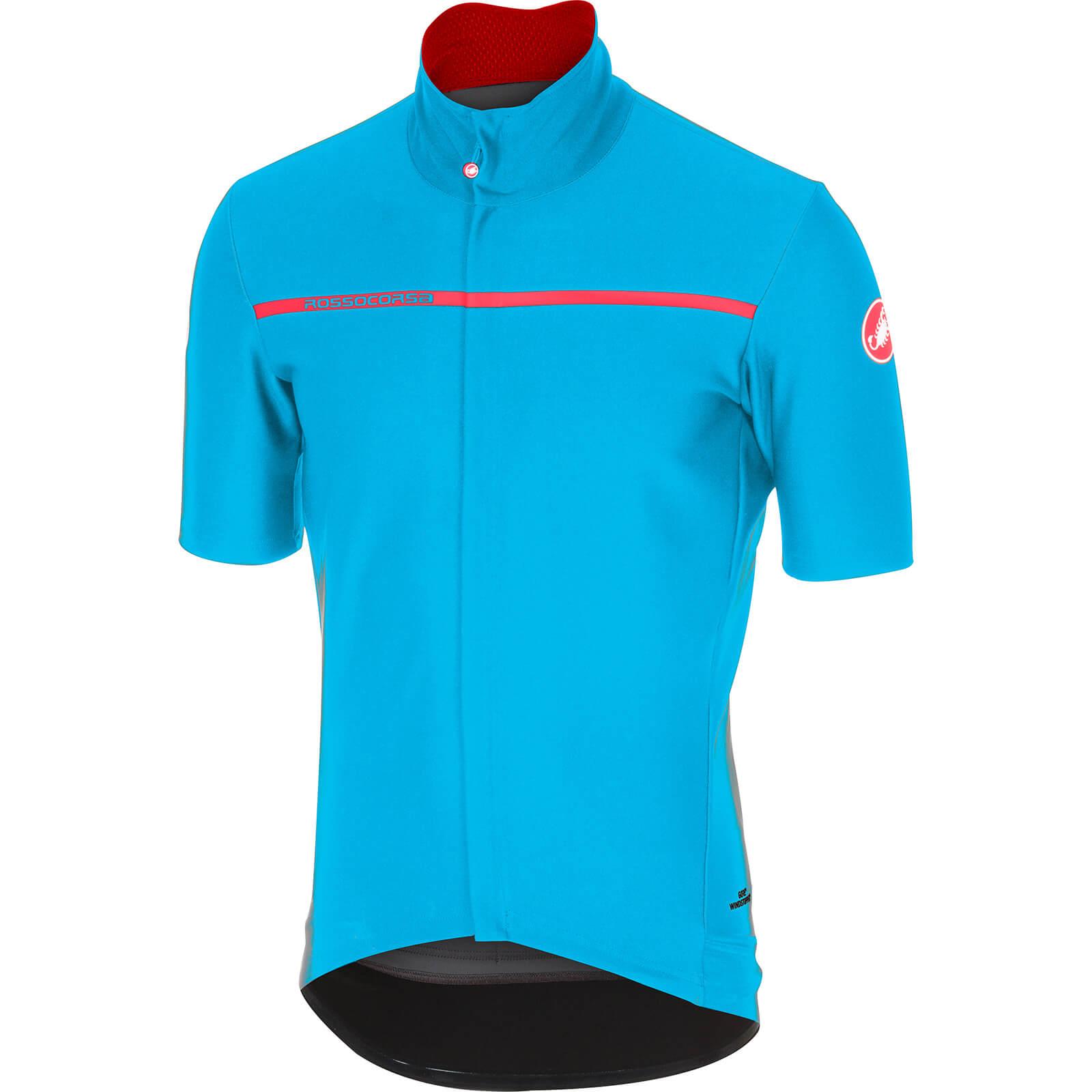 Castelli Gabba 3 Jersey - Sky Blue  332cb6927