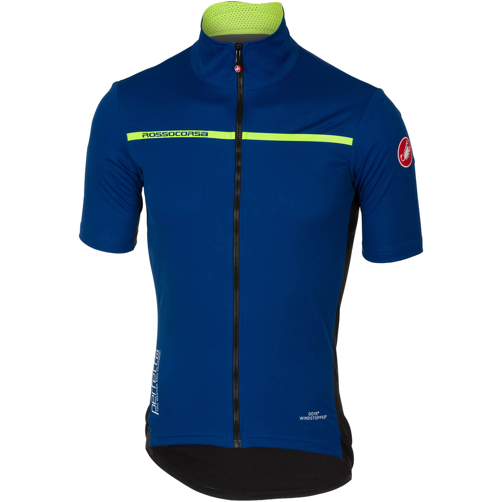 Castelli Perfetto Light 2 Jersey - Ceramic Blue