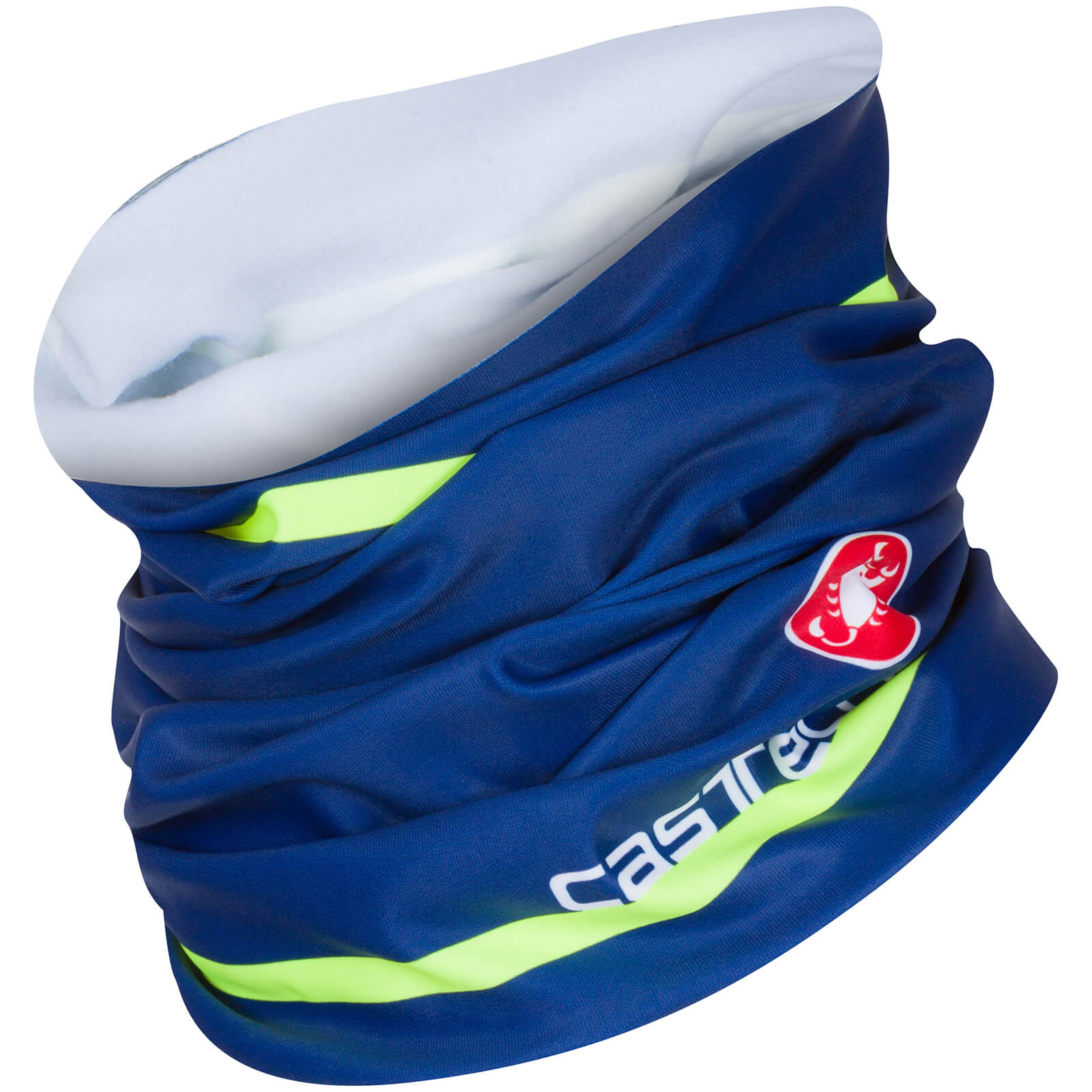 Castelli Arrivo 2 Thermo Head Thingy - Ceramic Blue