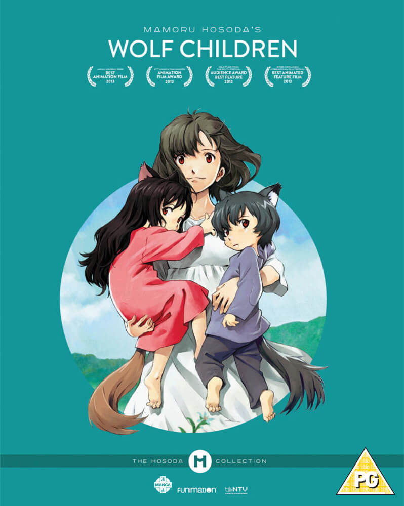 Hosoda Collection: Wolf Children - Collector