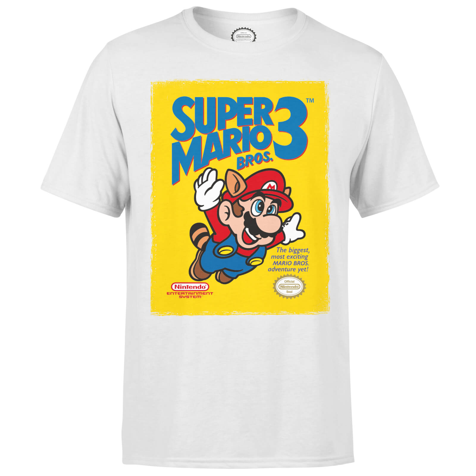 Nintendo Super Mario Bros 3 Men