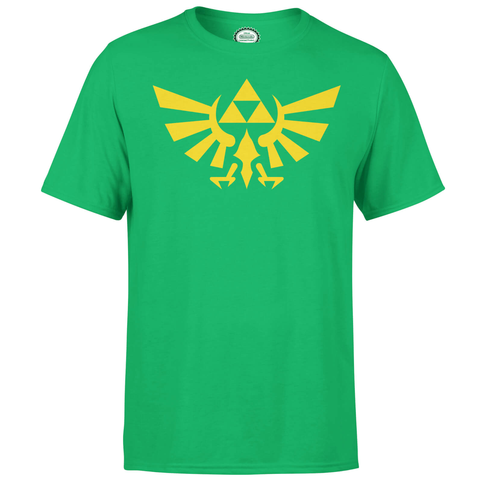 Nintendo Zelda Triforce Men