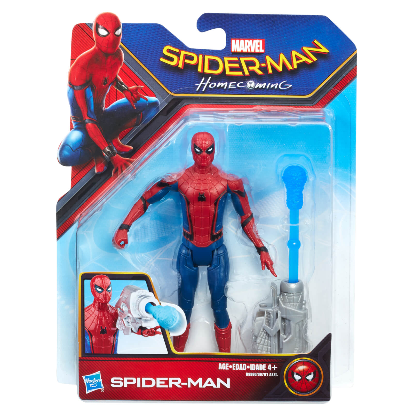 Hasbro Spider-Man Homecoming Action Figure - Spider-Man