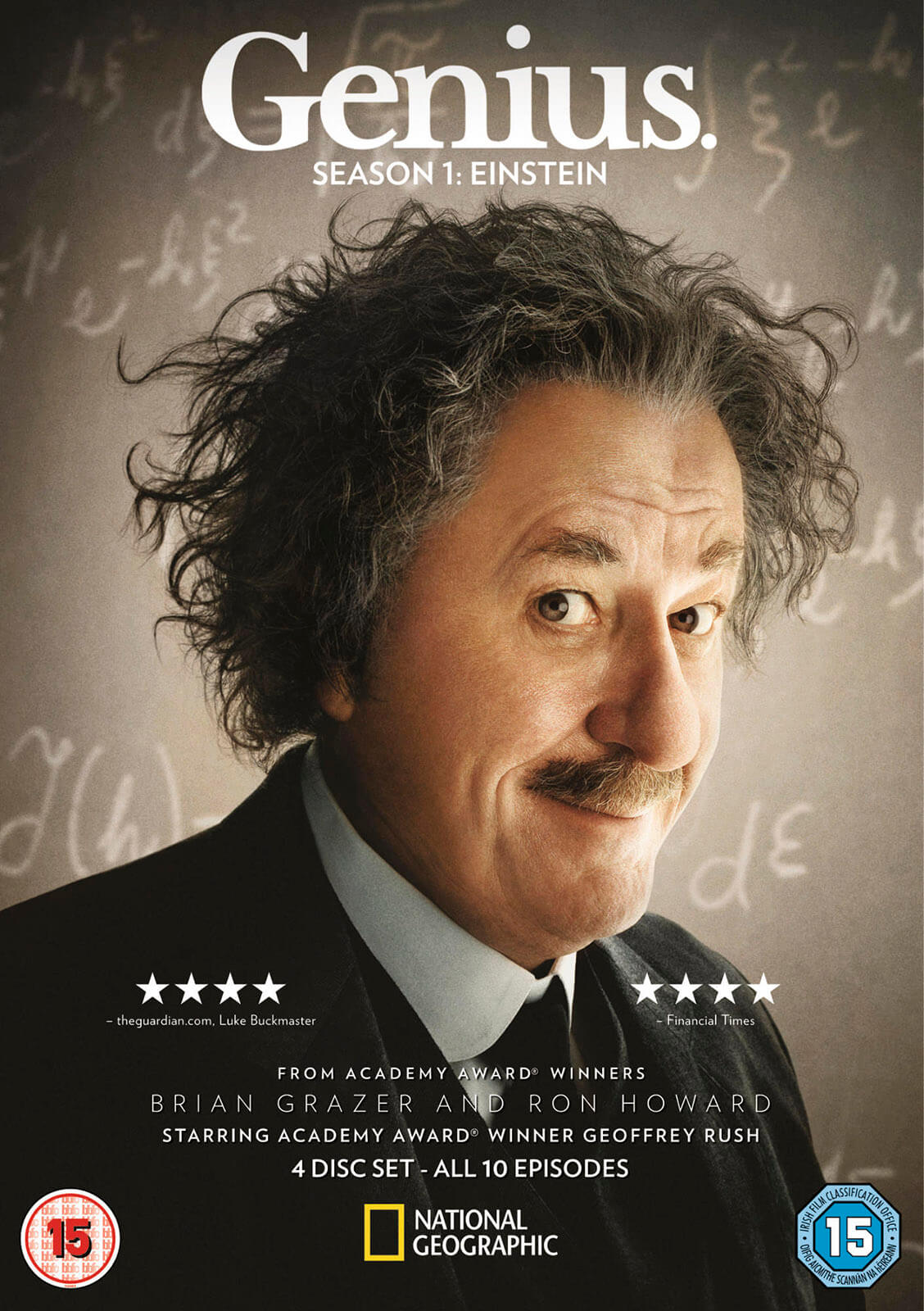 Genius Season 1: Einstein