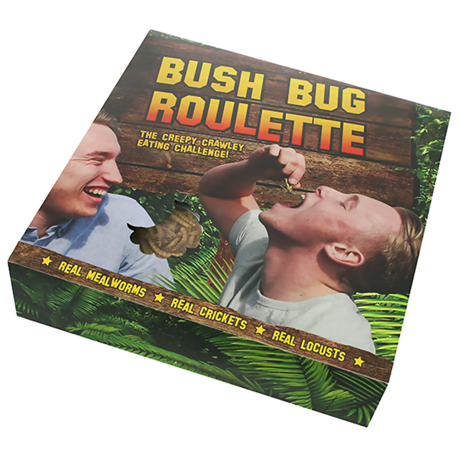 Bush Bug Roulette Game