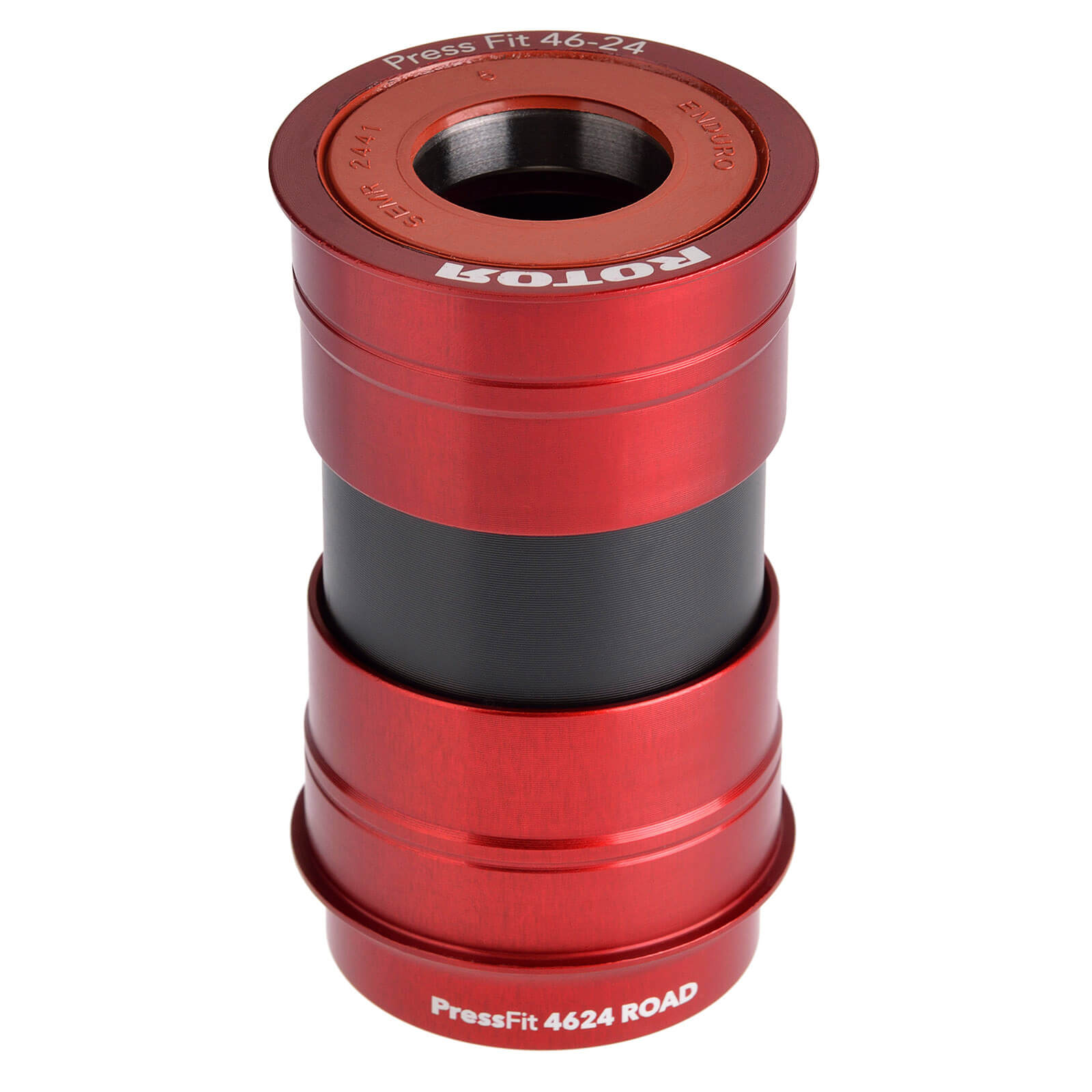 Rotor Press Fit 30 to 24mm Bottom Bracket Converter - Ceramic