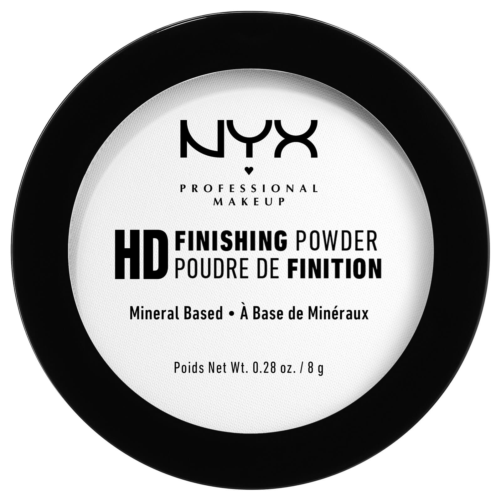 NYX Professional Makeup HD Finishing Powder
