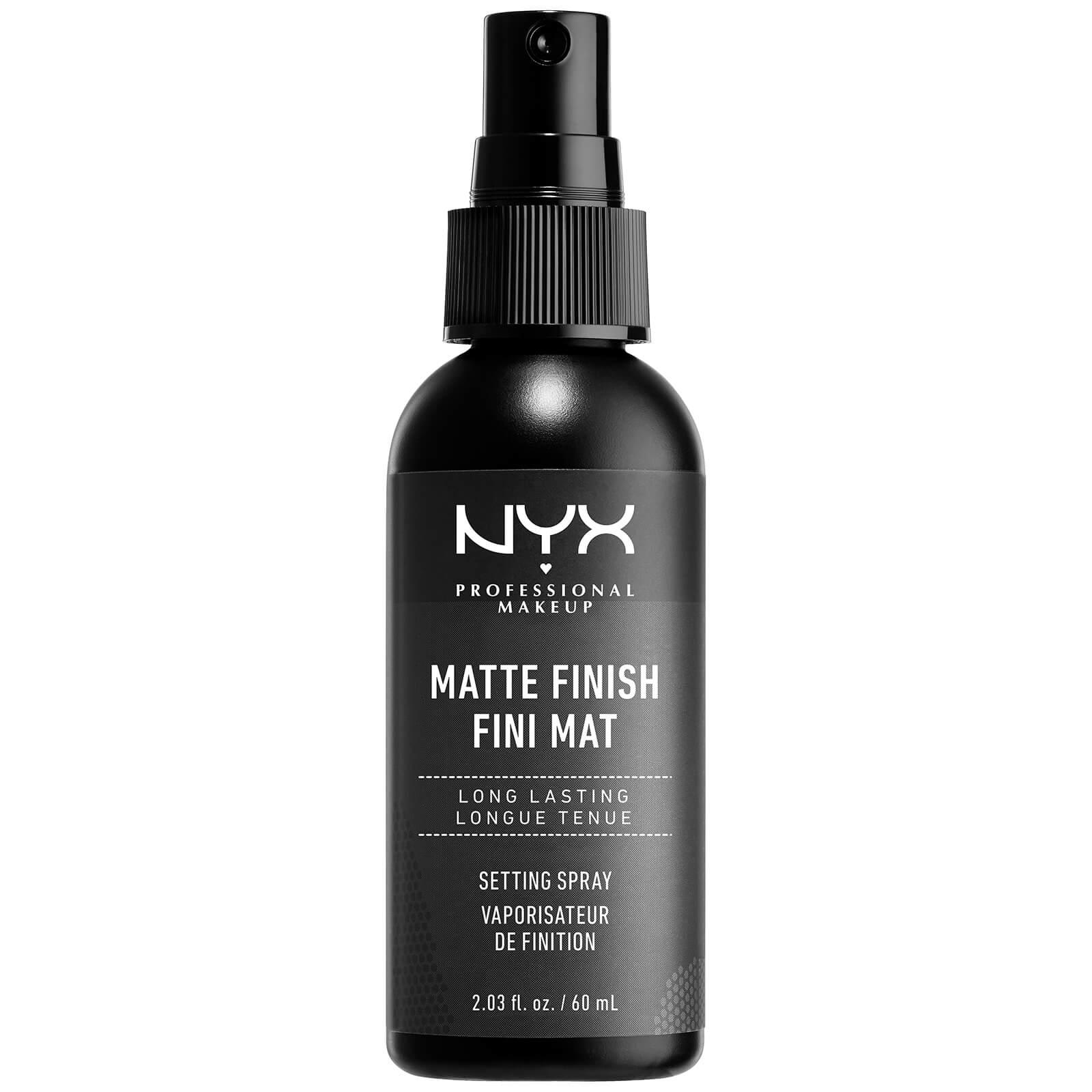 NYX Professional Makeup Make Up Setting Spray - Matte Finish/Long Lasting