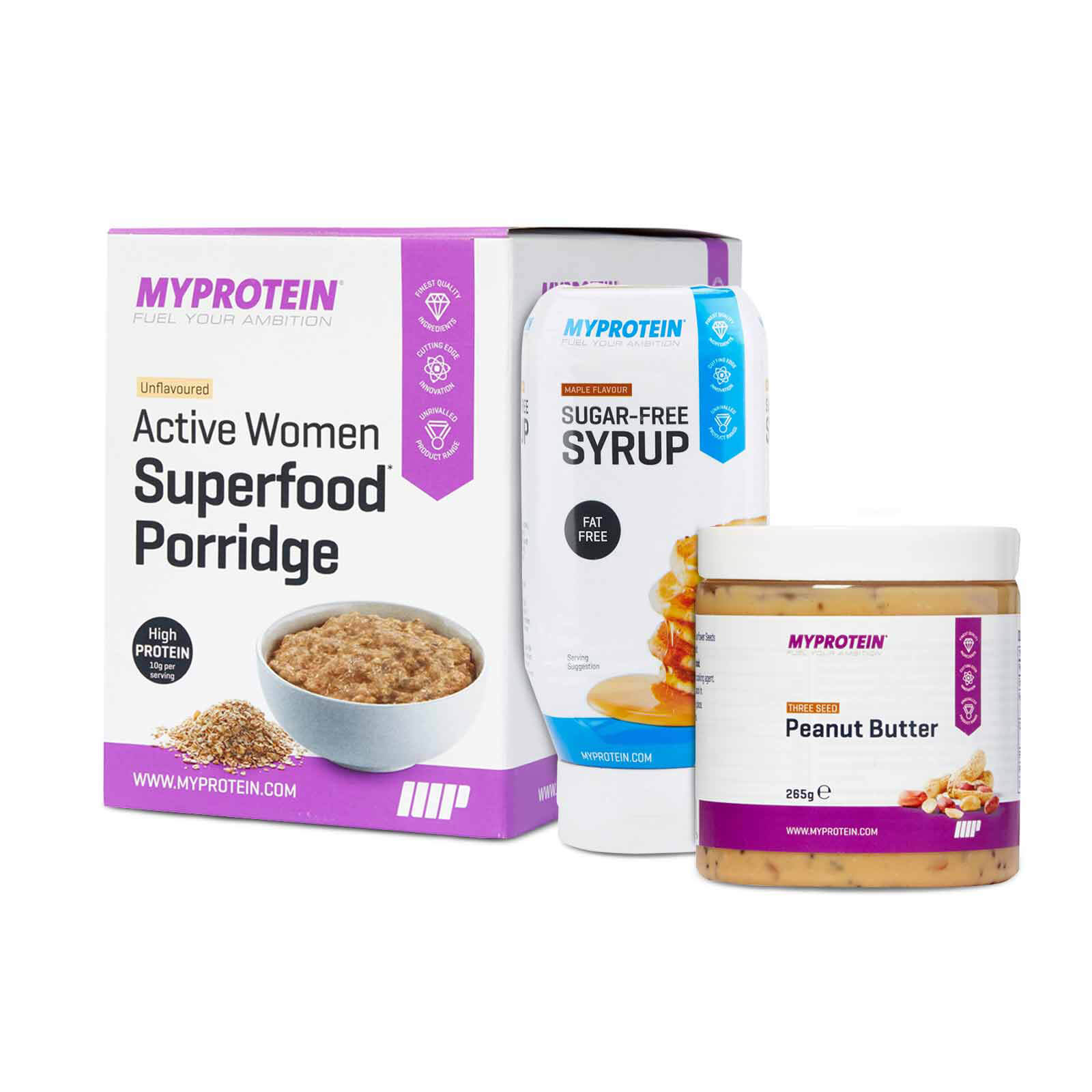 Active Women Breakfast Collection