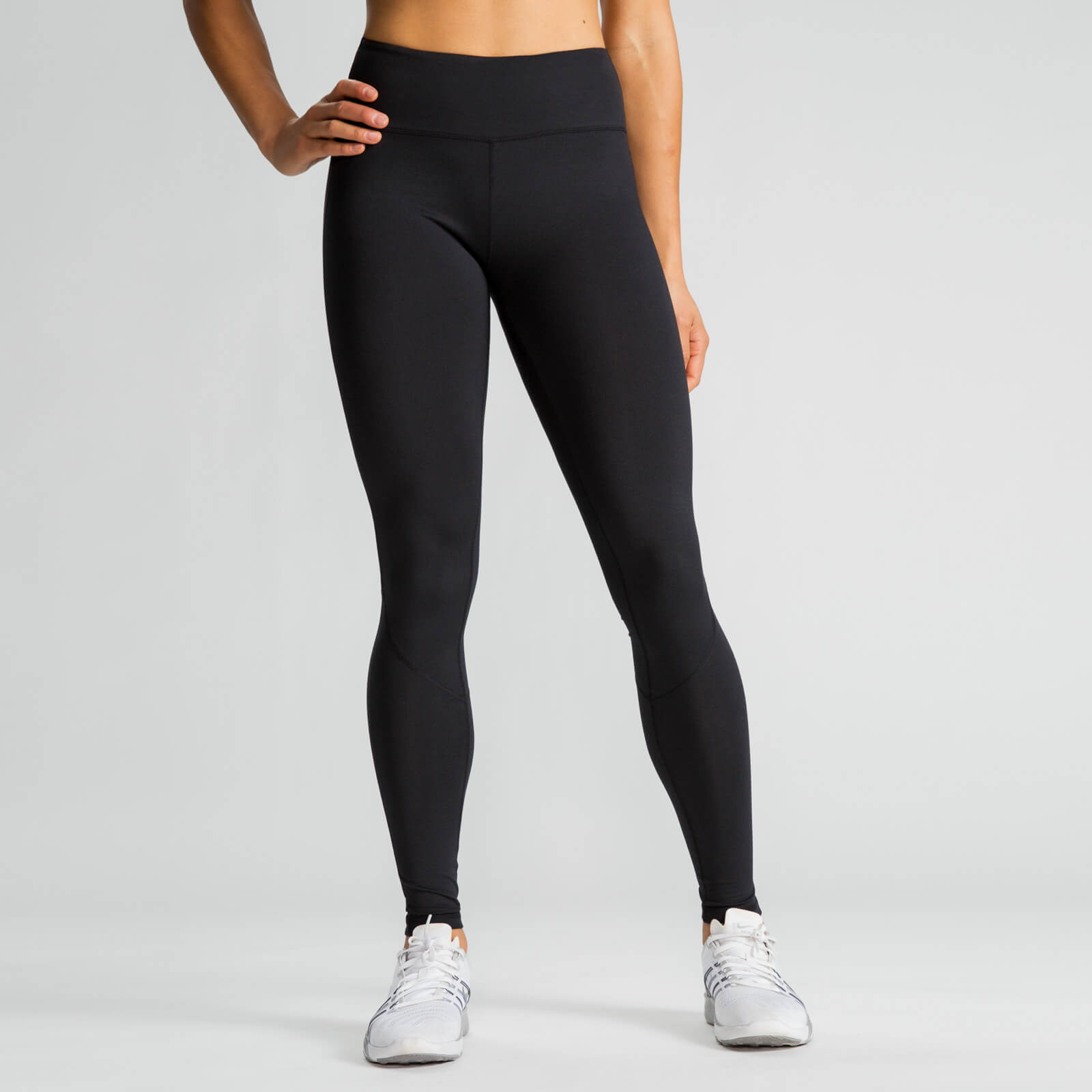 IdealFit Core Full Length Leggings - Black