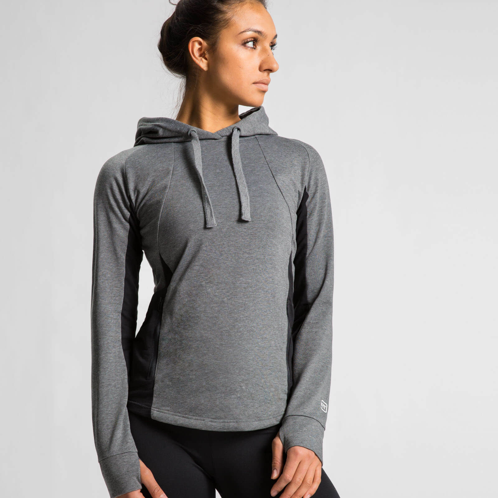 M - Superlite Pullover Hoody - Charcoal