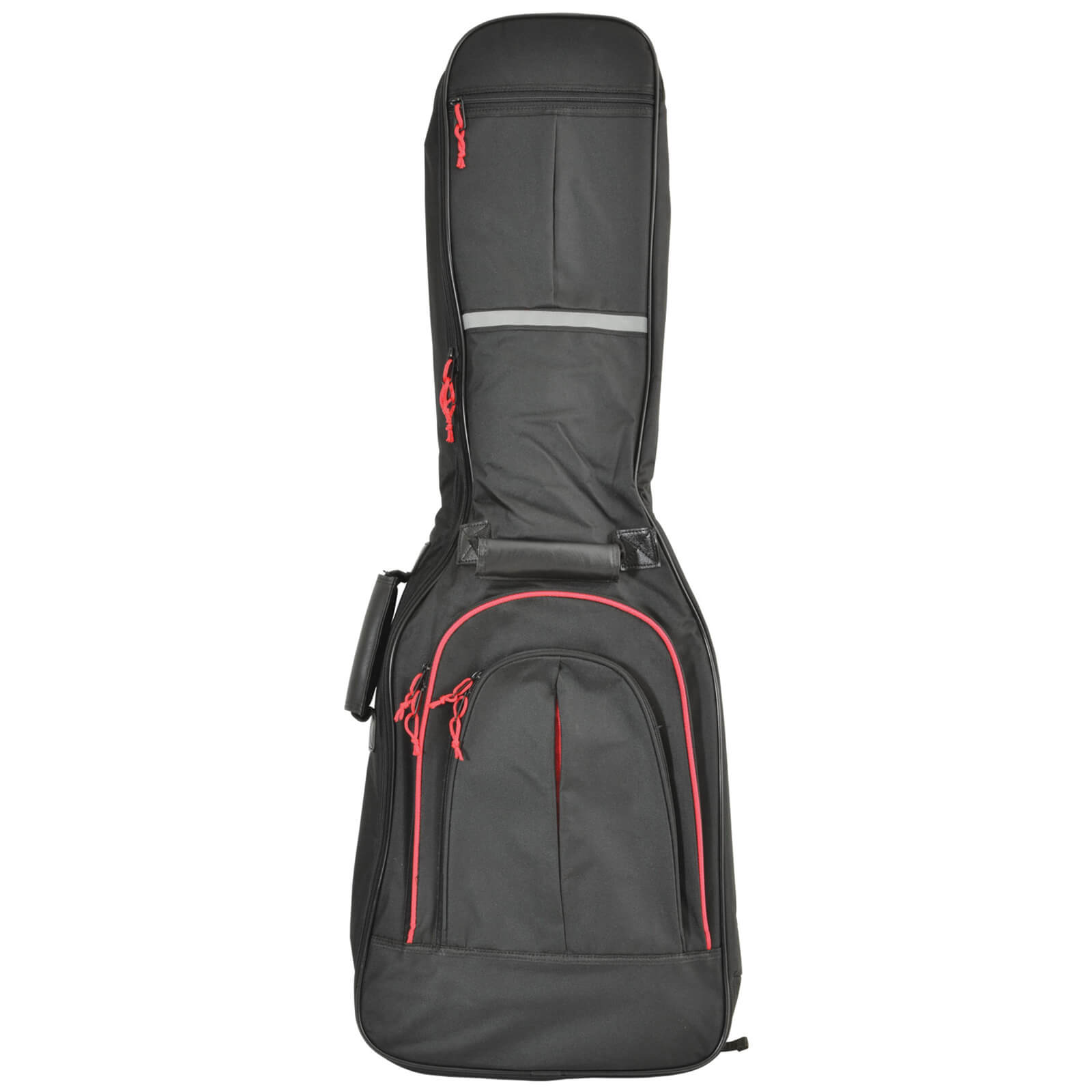 Chord GB-ED1 Deluxe Soft Padded Electric Guitar Gig Bag - Black