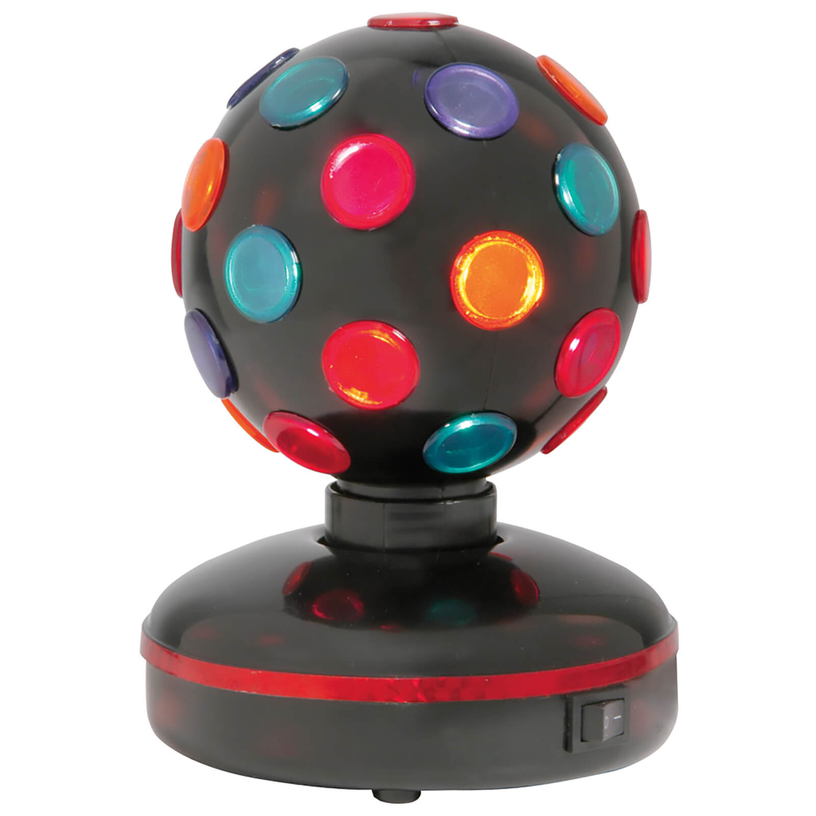 QTX Rotating Disco Ball