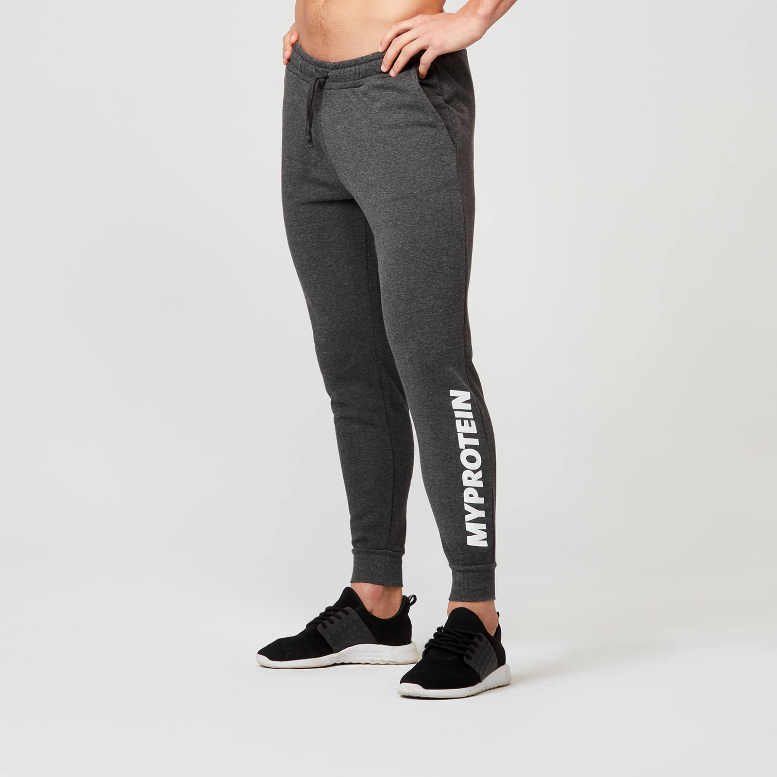 Myprotein Logo Joggers - Charcoal - S