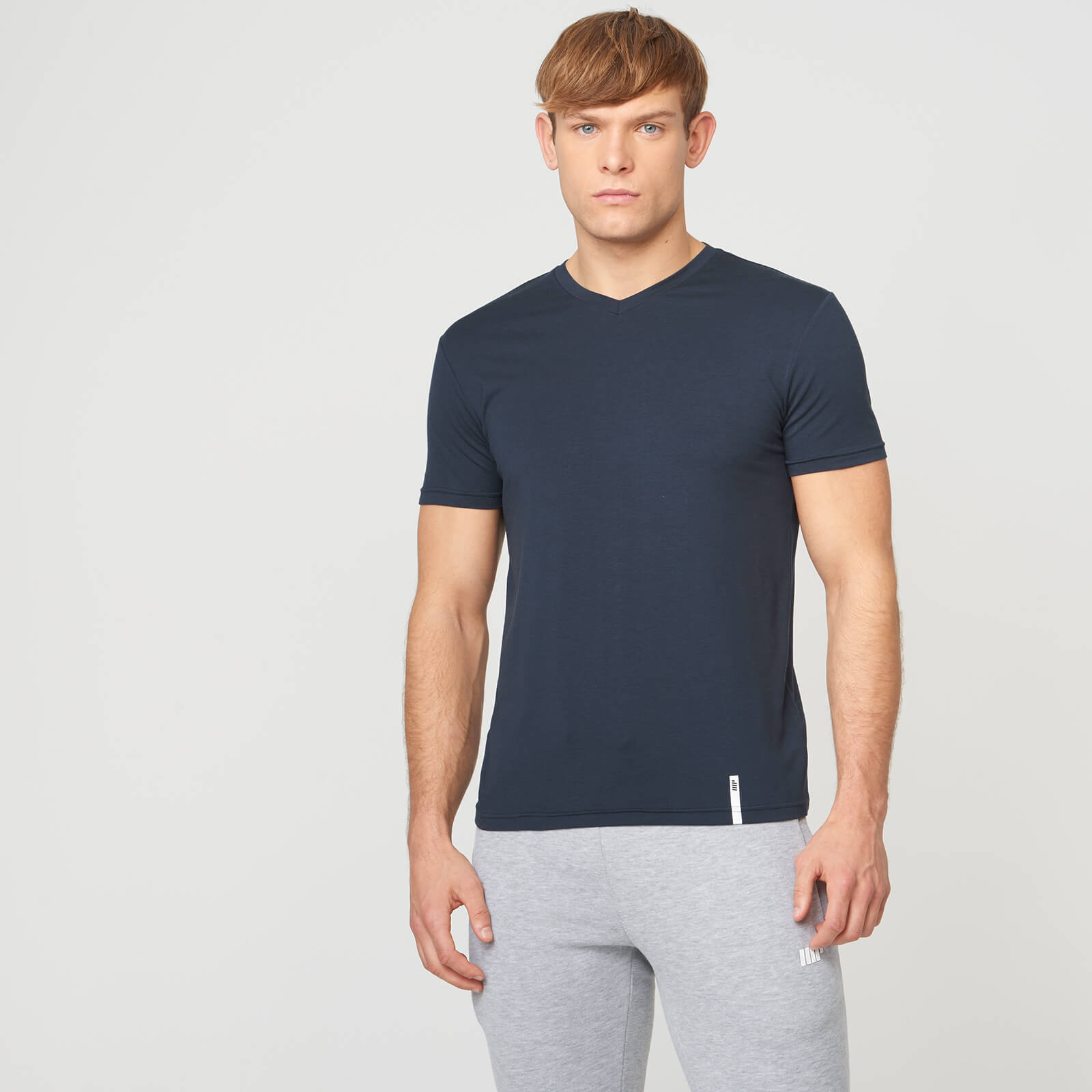 Myprotein Luxe Classic V-Neck T-Shirt