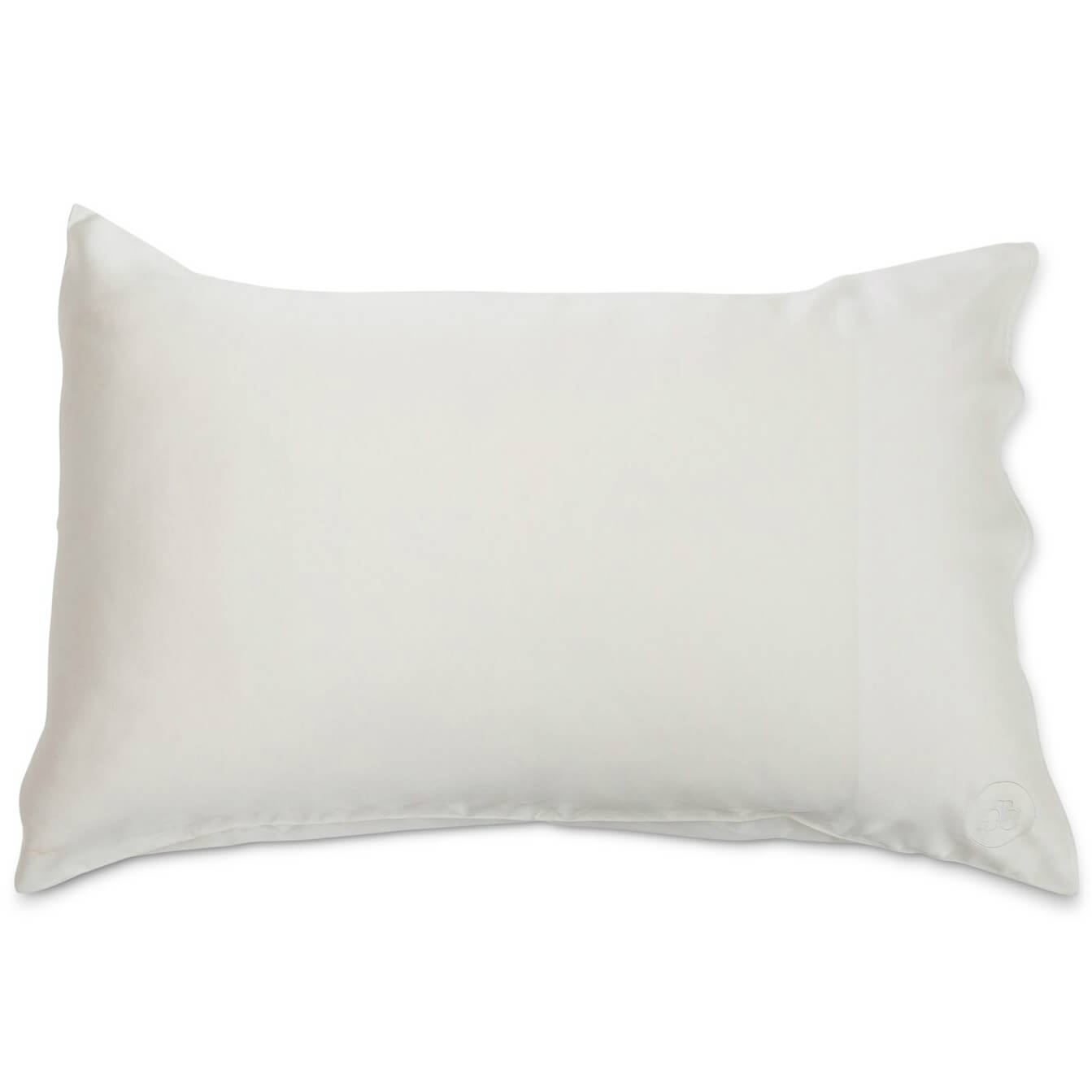 The Goodnight Co. Silk Pillowcase - Natural White