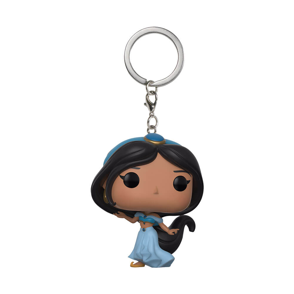 Disney Princess Jasmine Pop! Keychain