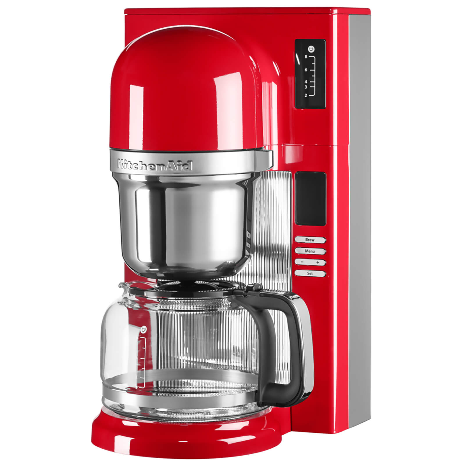 Kitchenaid 5kcm0802ber Pour Over Coffee Maker Empire Red