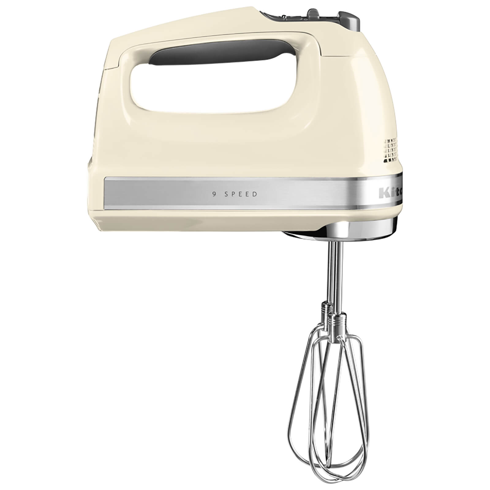 KitchenAid 5KHM9212BAC 9 Speed Hand Mixer - Almond Cream