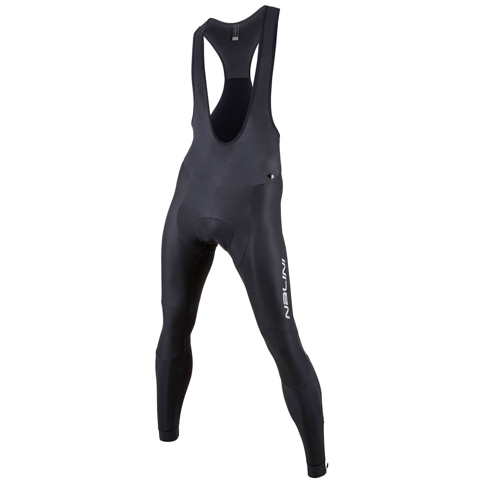 Nalini Schedar Warm Thermo Bib Tights - Black