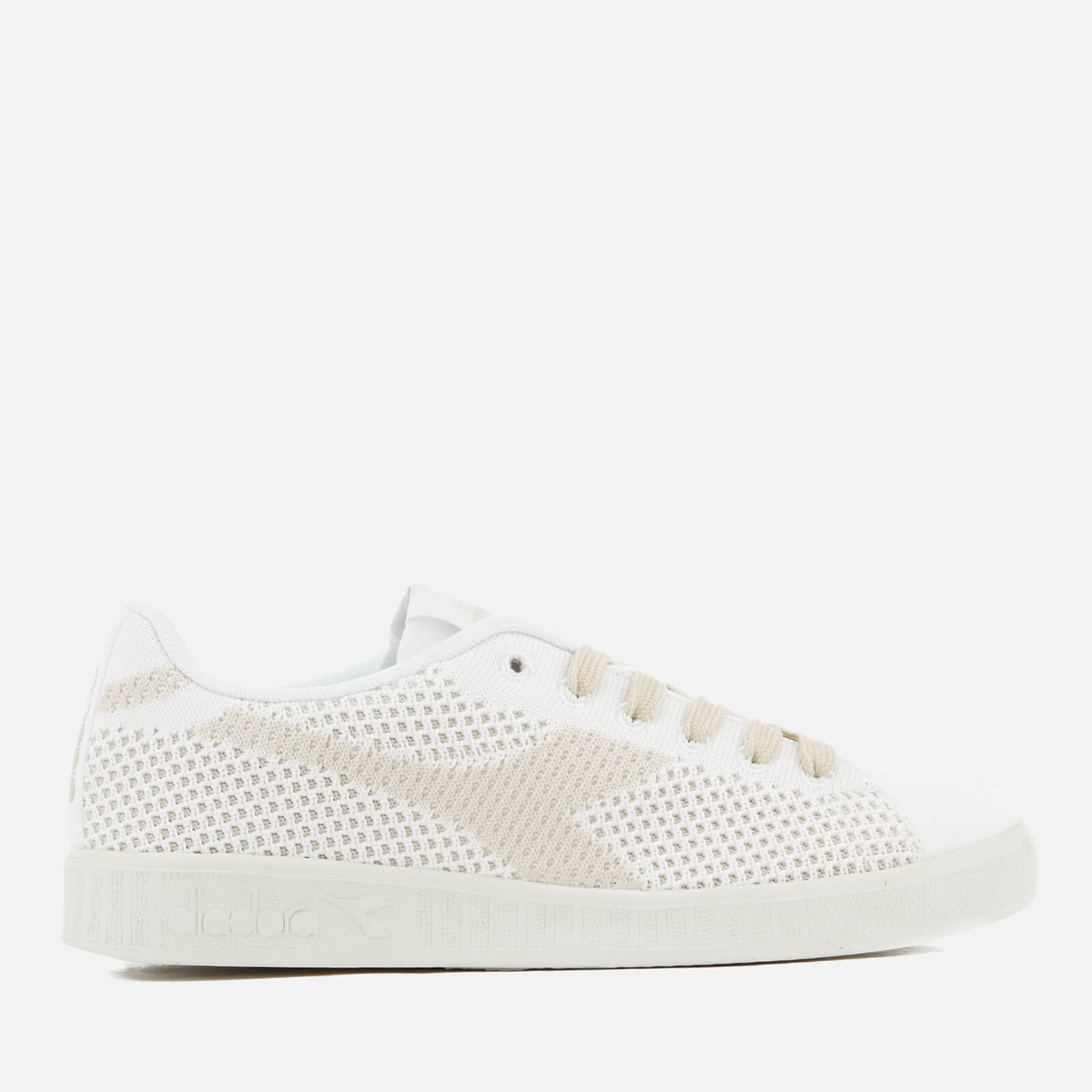 722a01bf Diadora Women's Game Weave Trainers - White