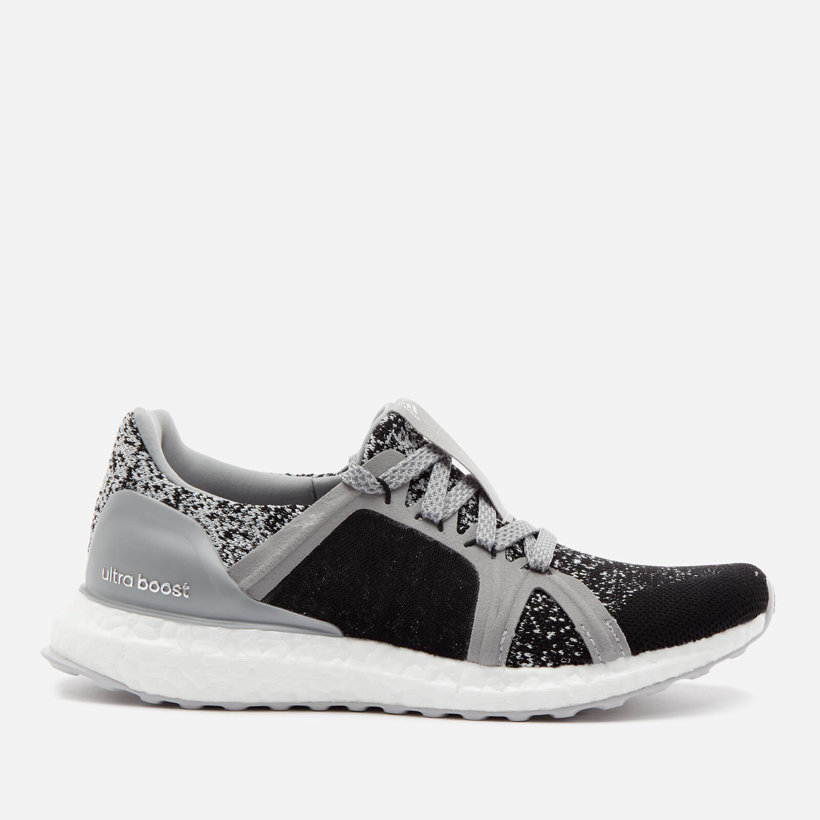 2adb47afa7d35 adidas by Stella McCartney Women s Ultraboost X Trainers - Silver  Metallic Solid Grey Core Black - Free UK Delivery over £50