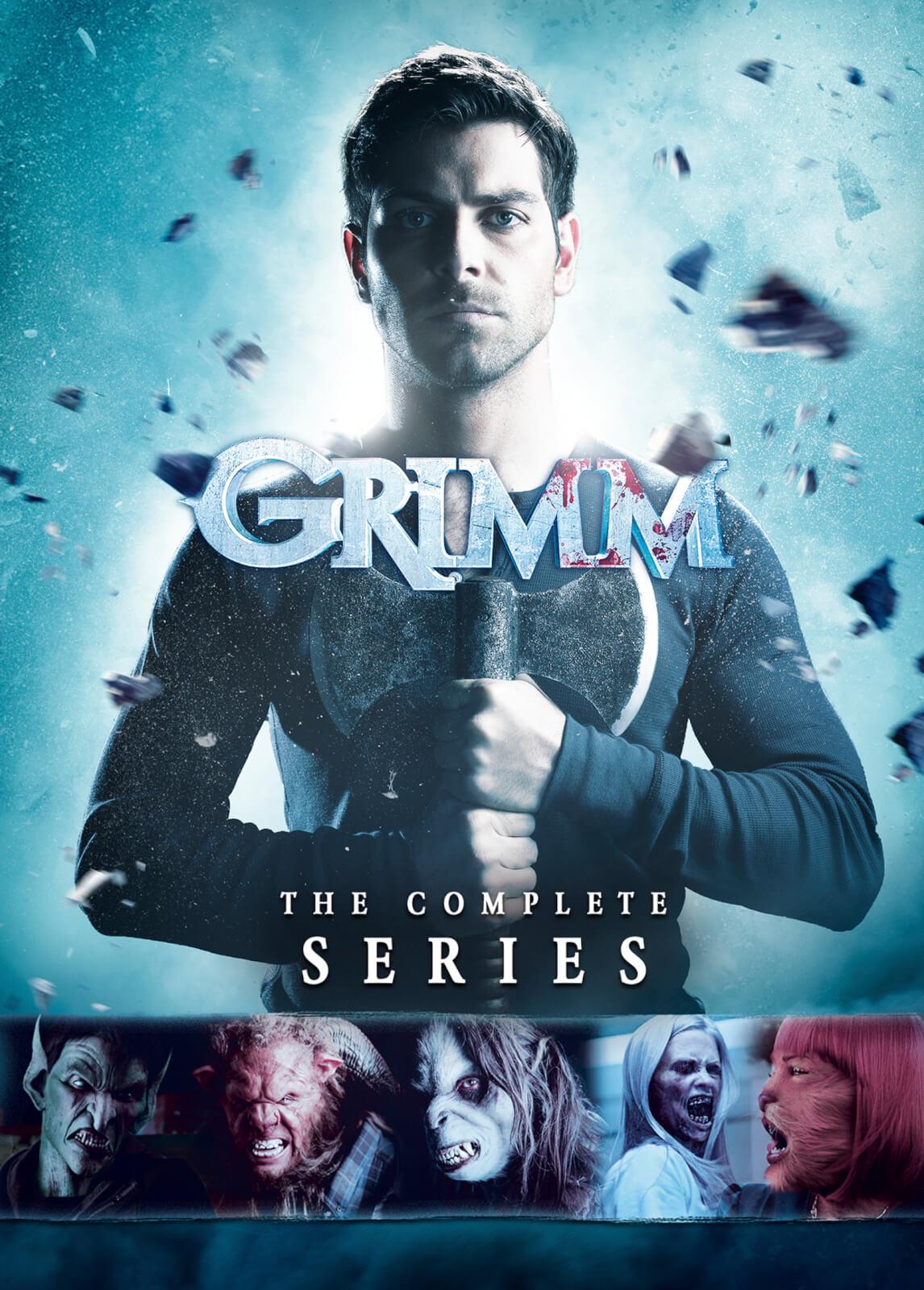 Grimm Season 1 6 Set Dvd Zavvi