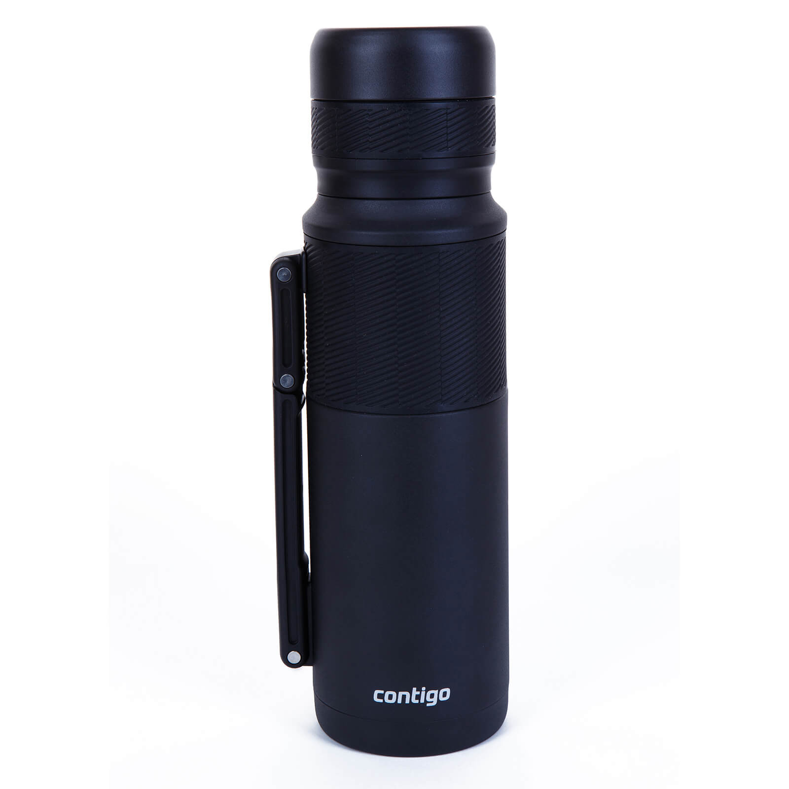 Contigo Thermal Bottle (1200ml) - Matt Black