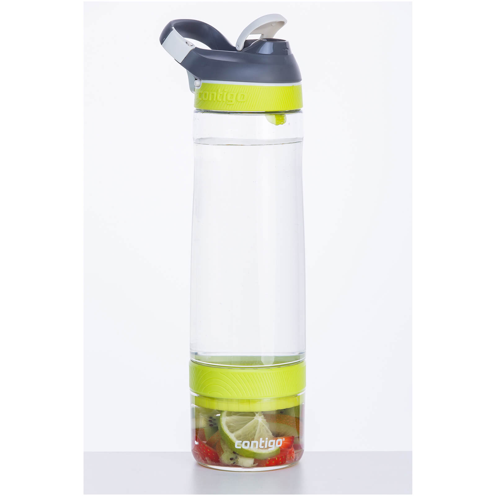 Contigo Cortland Infuser Drinks Bottle (770ml) - Vibrant Lime