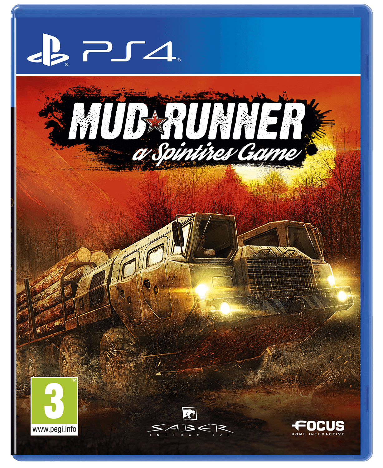 Spintires: Mudrunners