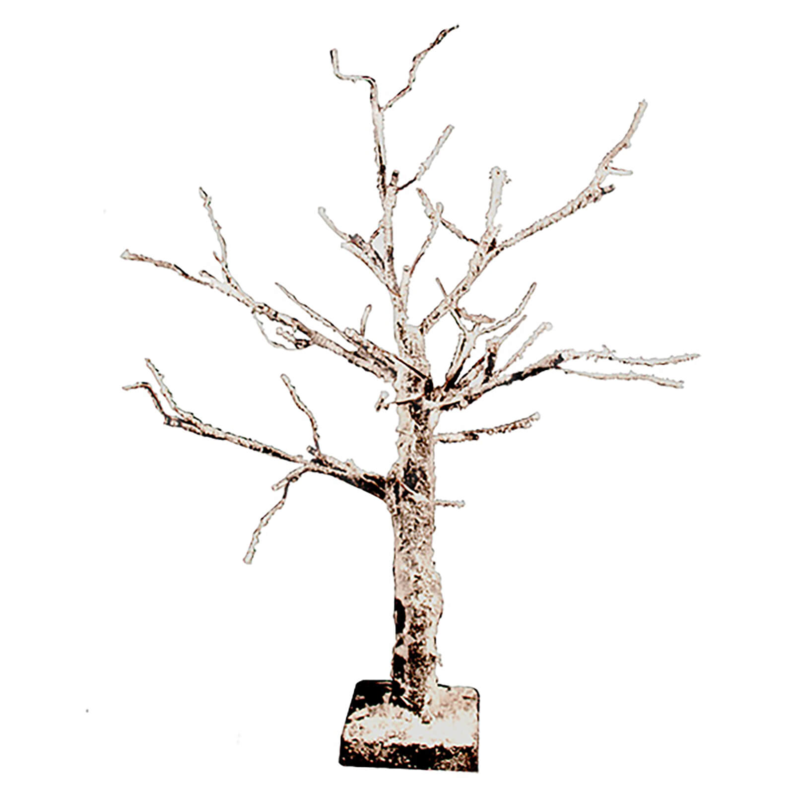 Christmas Workshop LED Sakura Tree with Snow 60cm - Warm White