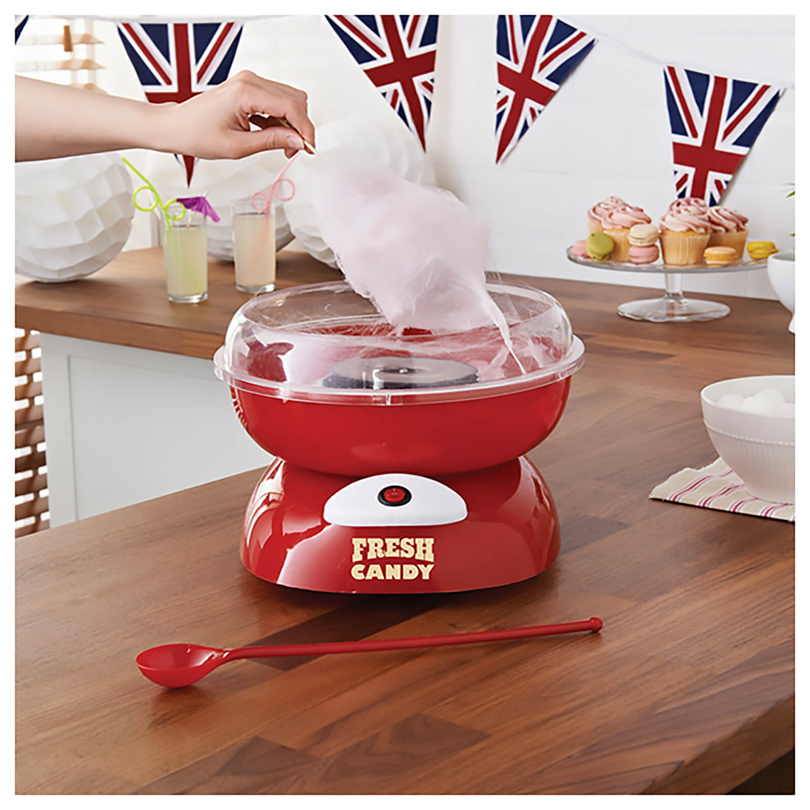 Global Gizmos Premier Candy Floss Maker 30cm
