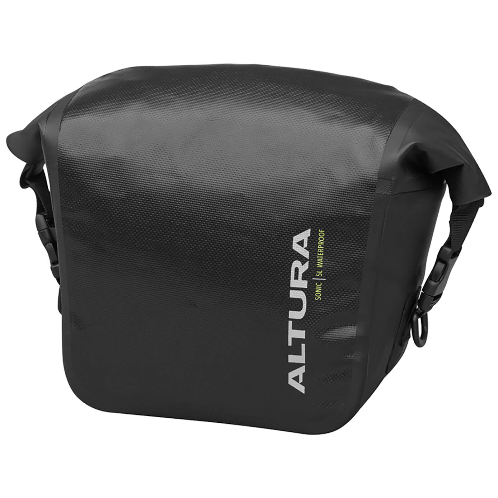 Altura Sonic 5L Waterproof Bar Bag - Black