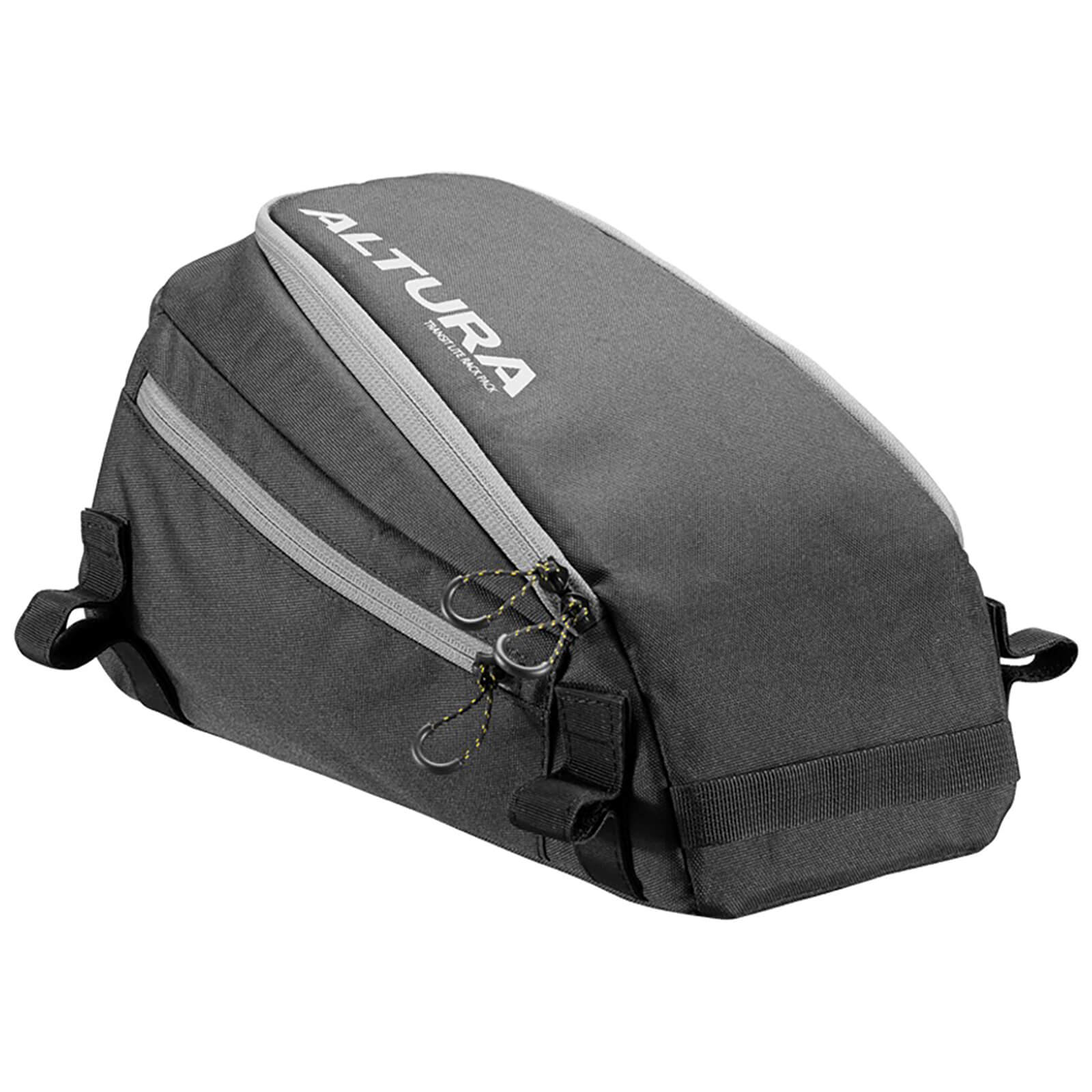 Altura Transit Lite Rack Pack - Black
