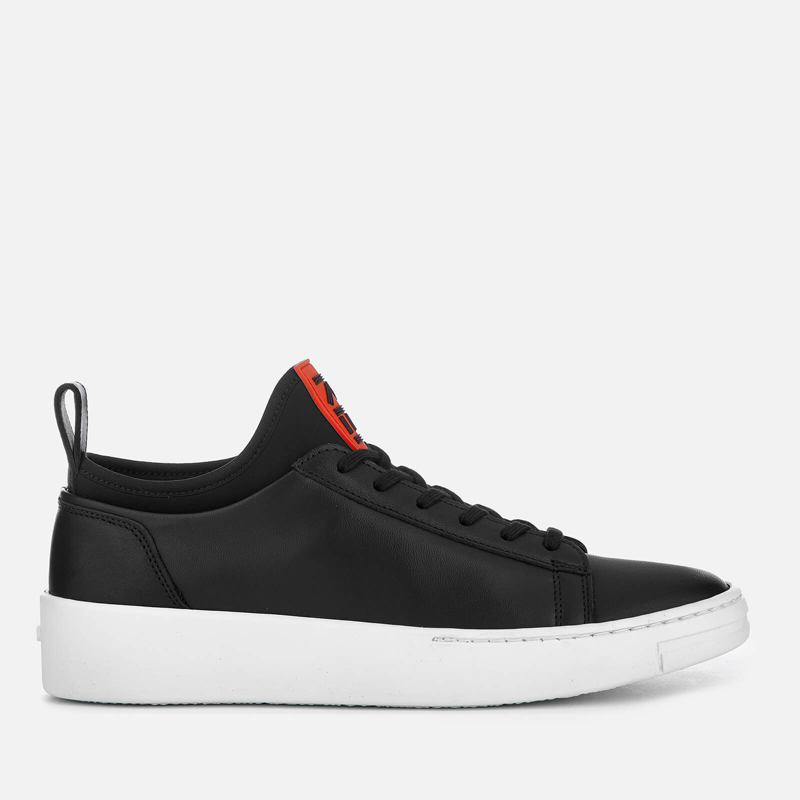 d2e12faa KENZO Women's K-city Low Top Logo Trainers - Black - Free UK Delivery over  £50